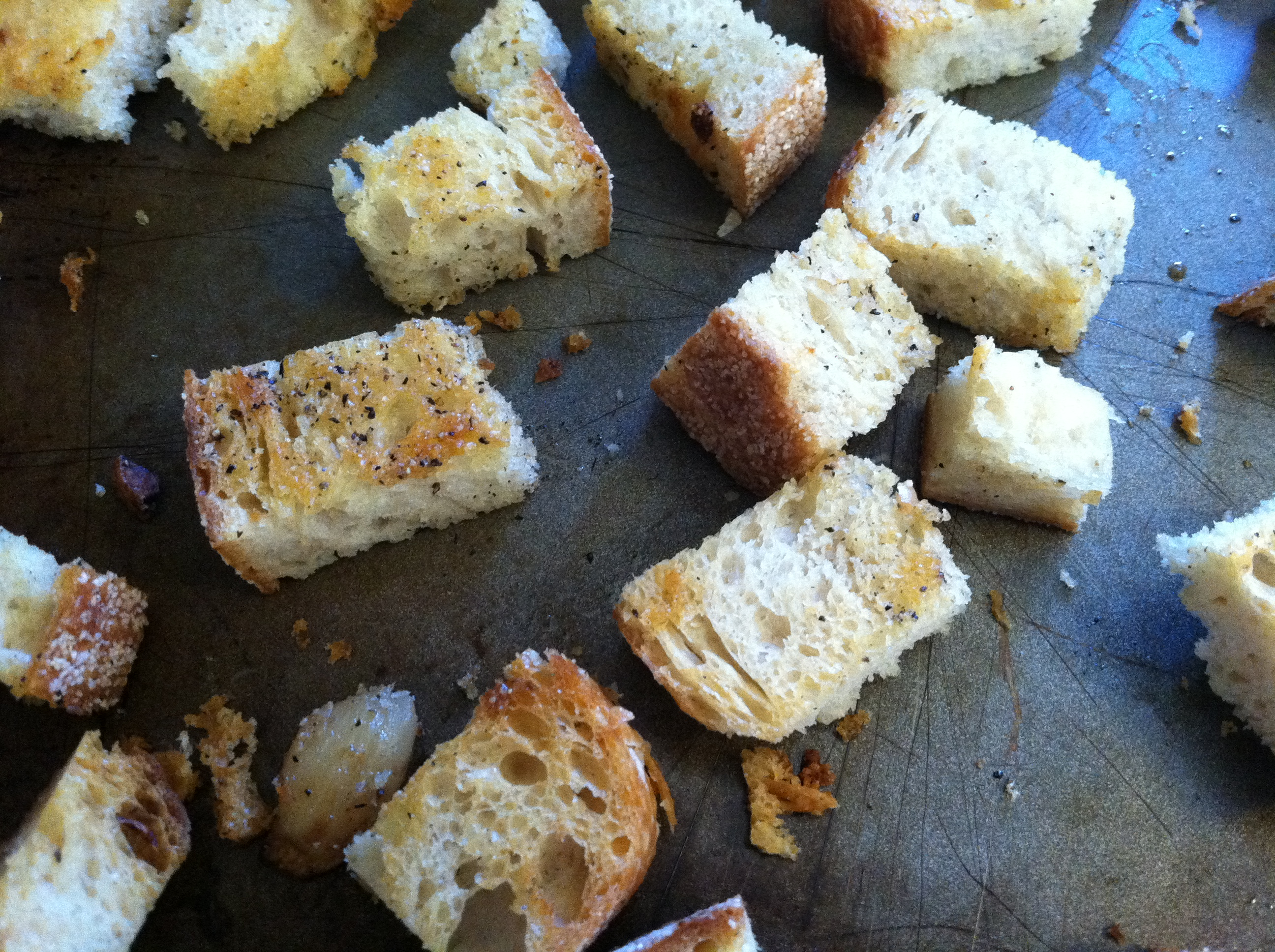 how to make simple garlic bread without oven